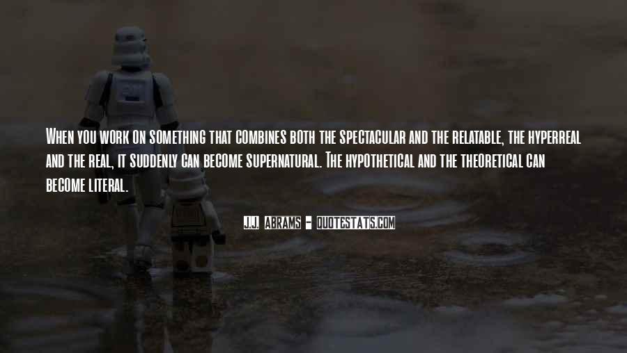 J.j. Abrams Quotes #307356