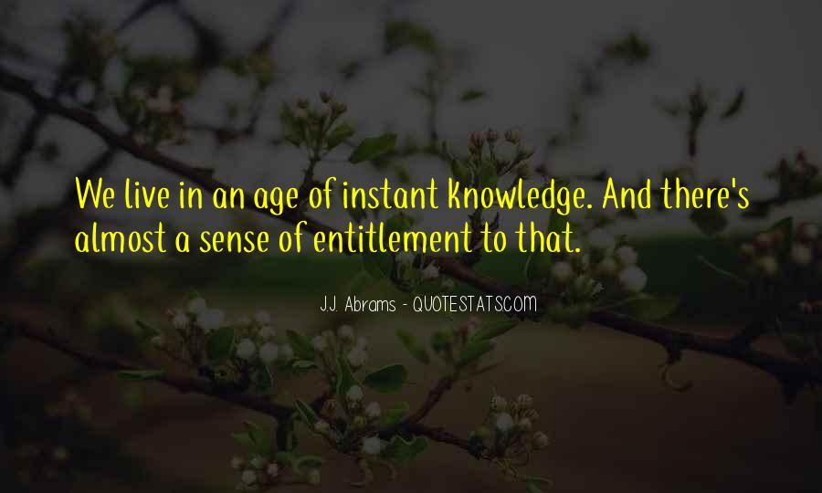 J.j. Abrams Quotes #355609