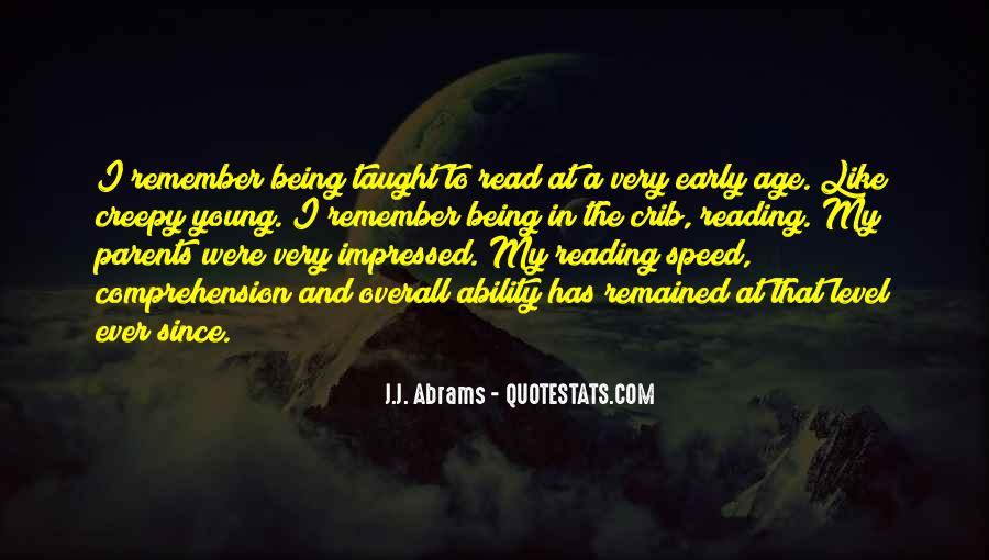 J.j. Abrams Quotes #377209