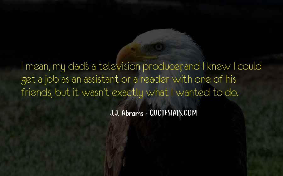 J.j. Abrams Quotes #535651