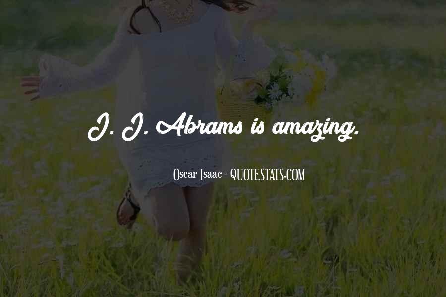 J.j. Abrams Quotes #620820