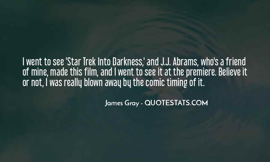 J.j. Abrams Quotes #639754