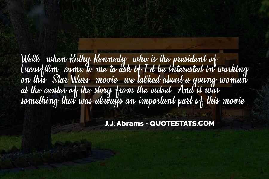 J.j. Abrams Quotes #65000