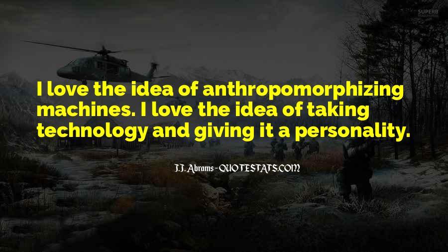J.j. Abrams Quotes #753789