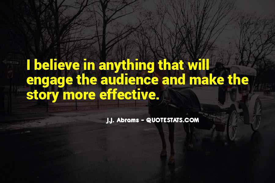 J.j. Abrams Quotes #776237