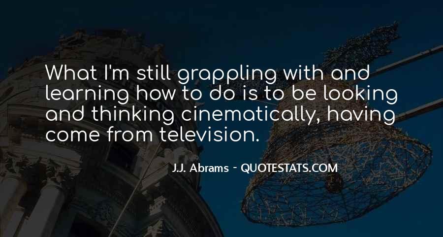 J.j. Abrams Quotes #796312