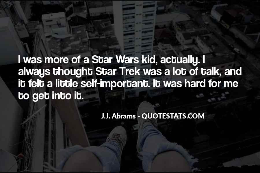 J.j. Abrams Quotes #80804