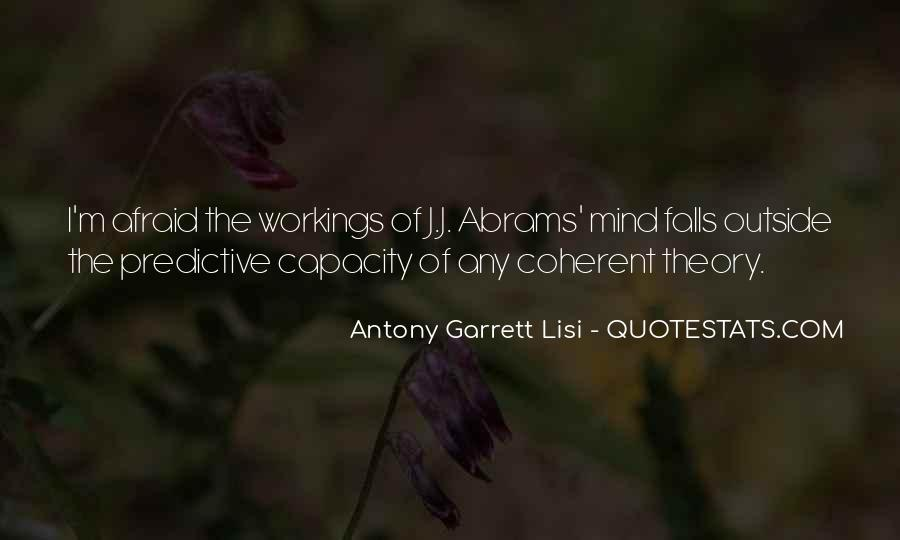J.j. Abrams Quotes #832588