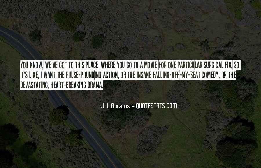 J.j. Abrams Quotes #833536