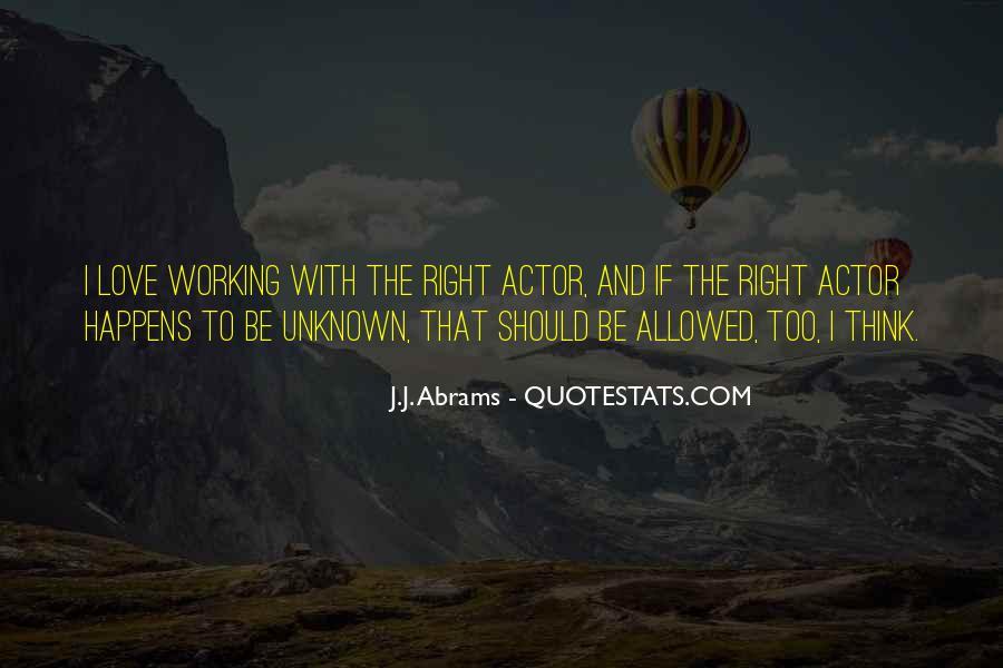 J.j. Abrams Quotes #926811