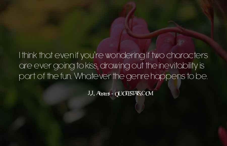 J.j. Abrams Quotes #944860