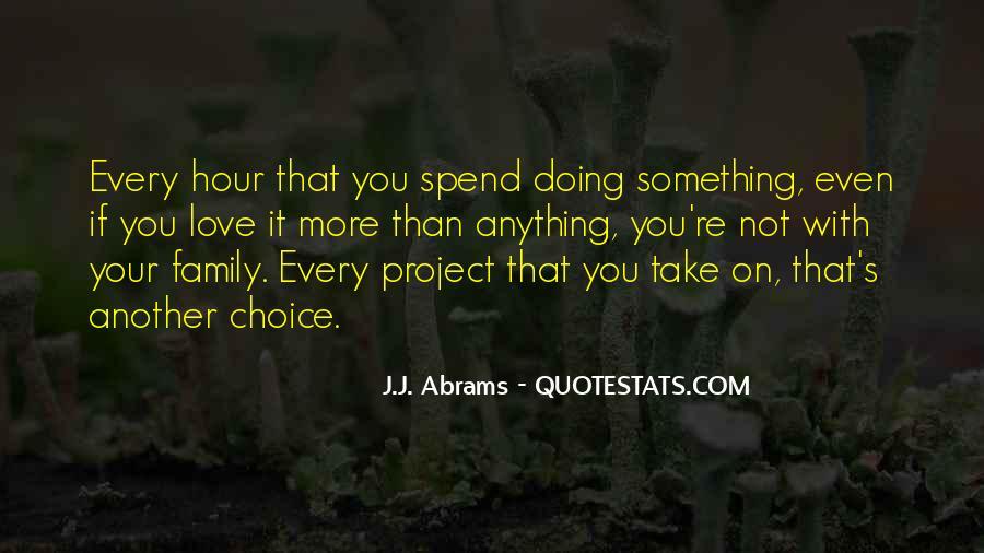 J.j. Abrams Quotes #957871