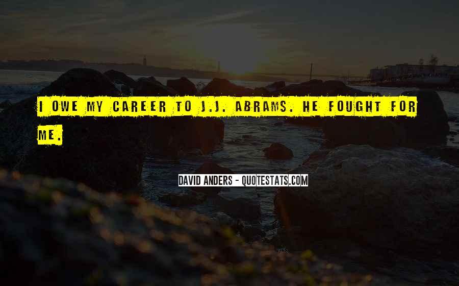 J.j. Abrams Quotes #978181