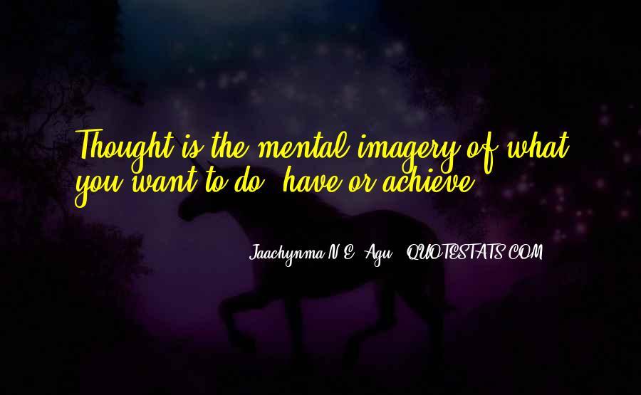 Jaachynma N E Agu Quotes #1064167