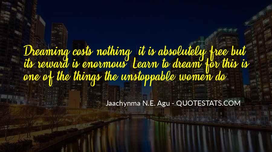 Jaachynma N E Agu Quotes #119429