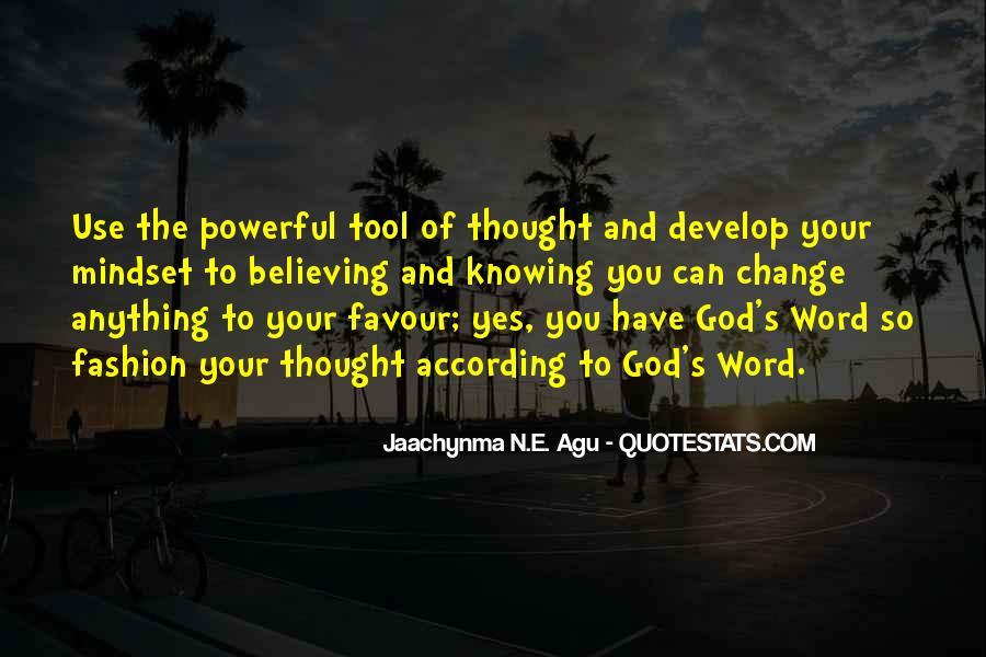 Jaachynma N E Agu Quotes #1221035