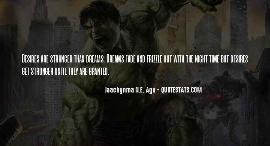 Jaachynma N E Agu Quotes #1276292