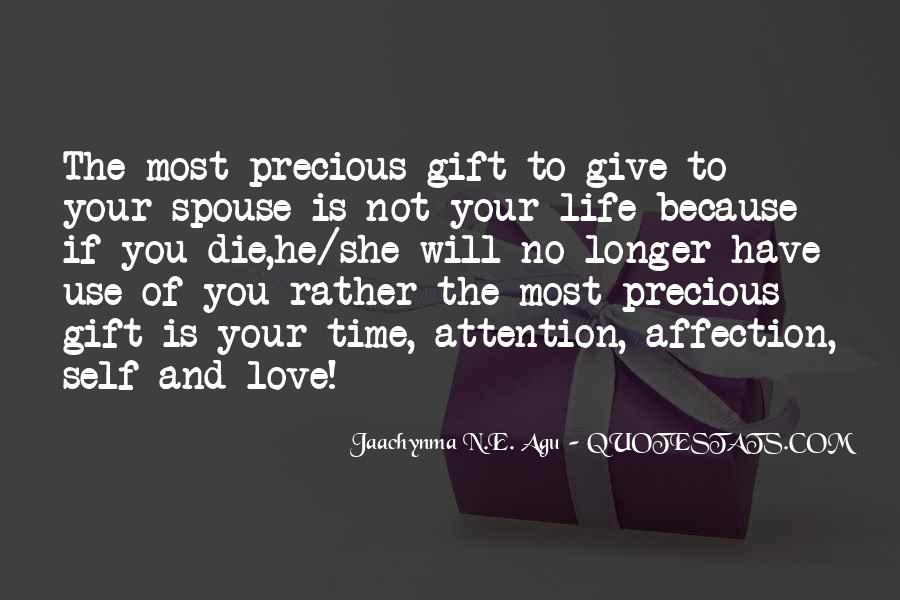 Jaachynma N E Agu Quotes #1319334