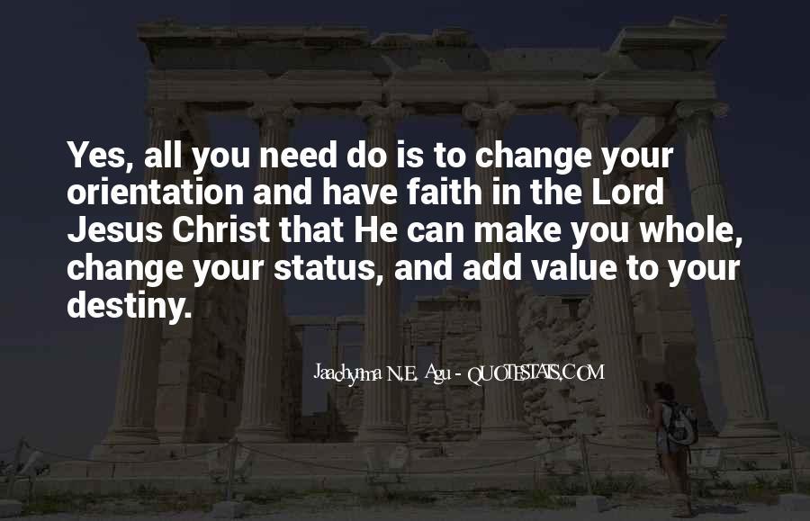 Jaachynma N E Agu Quotes #1333470