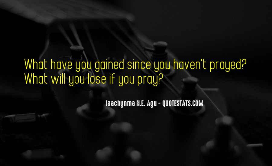 Jaachynma N E Agu Quotes #1344717