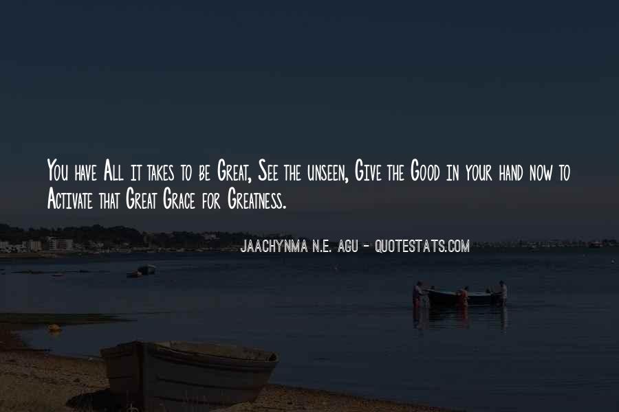 Jaachynma N E Agu Quotes #1475382