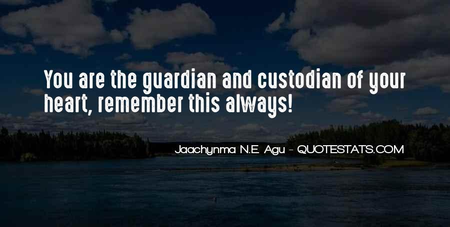 Jaachynma N E Agu Quotes #1493492