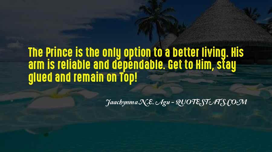 Jaachynma N E Agu Quotes #151335