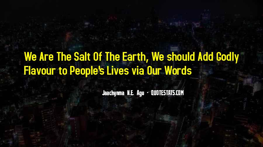 Jaachynma N E Agu Quotes #169731
