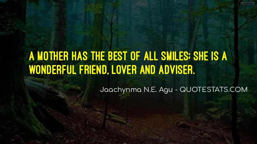 Jaachynma N E Agu Quotes #181397