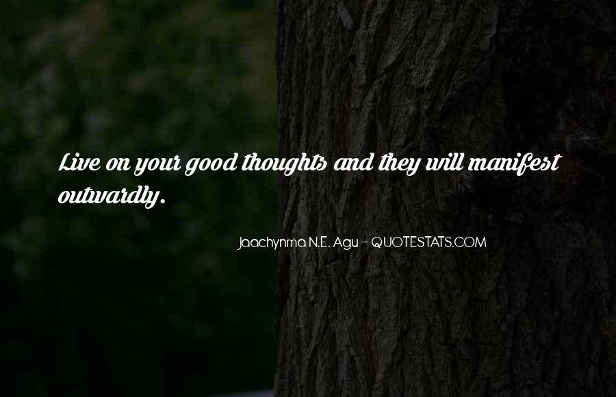 Jaachynma N E Agu Quotes #312206