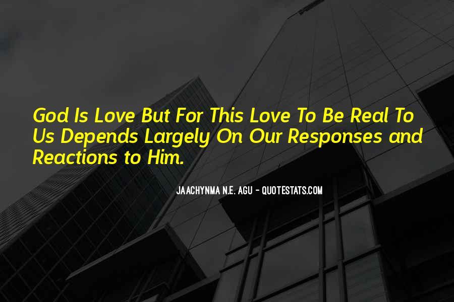 Jaachynma N E Agu Quotes #370483