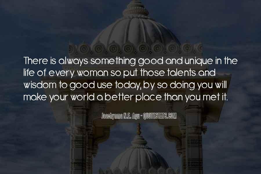 Jaachynma N E Agu Quotes #441612