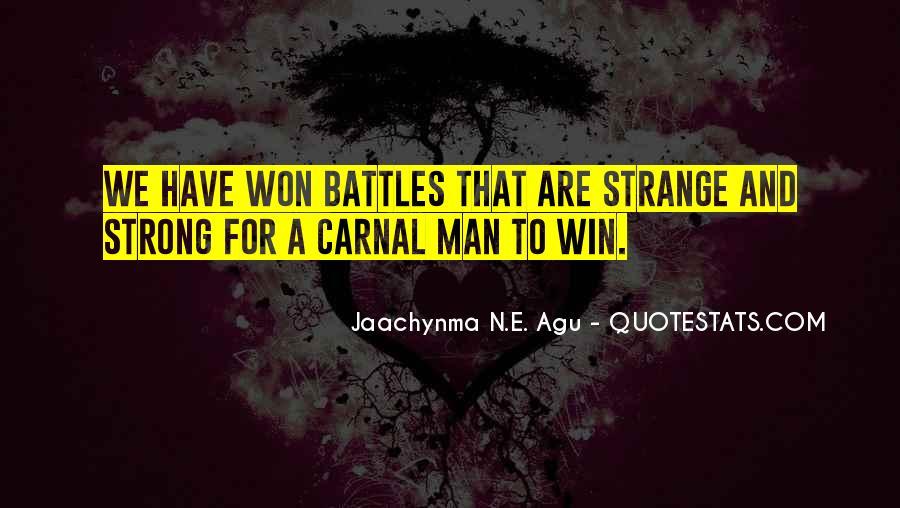 Jaachynma N E Agu Quotes #455995