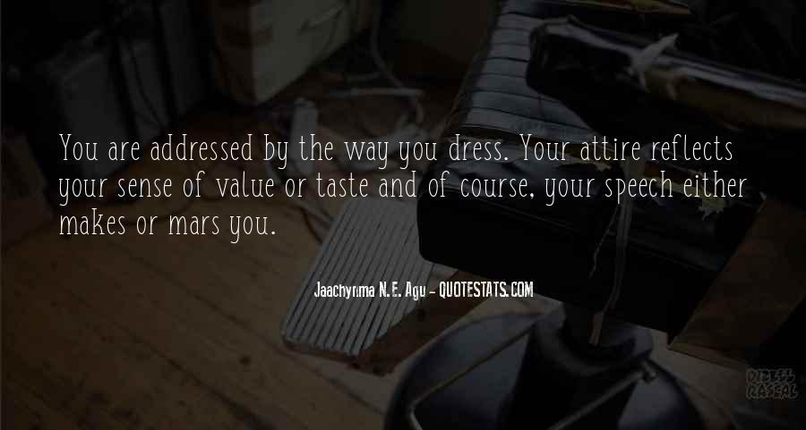 Jaachynma N E Agu Quotes #483354