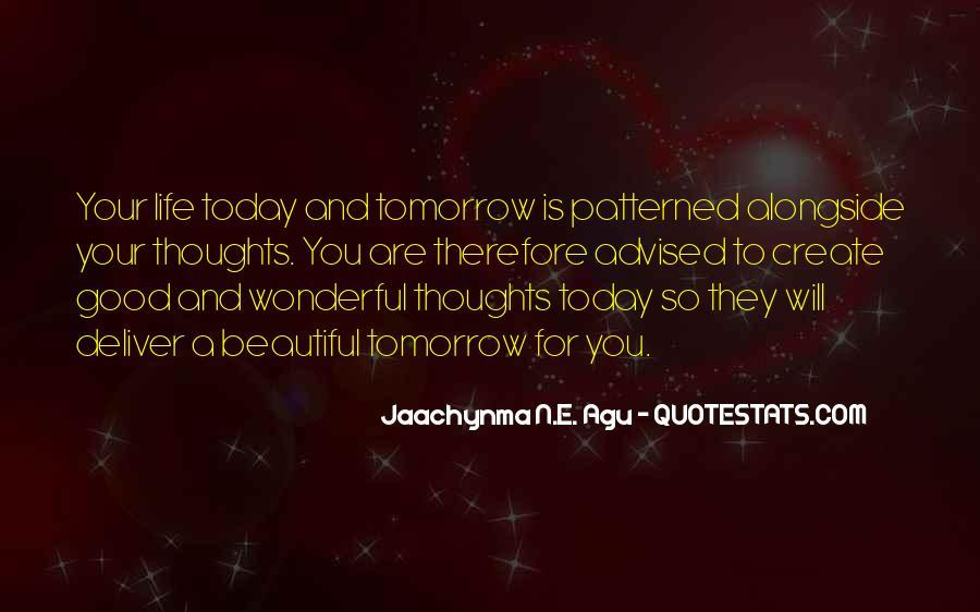 Jaachynma N E Agu Quotes #587345