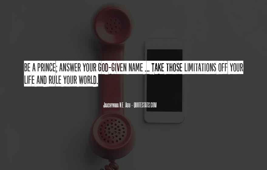 Jaachynma N E Agu Quotes #596844
