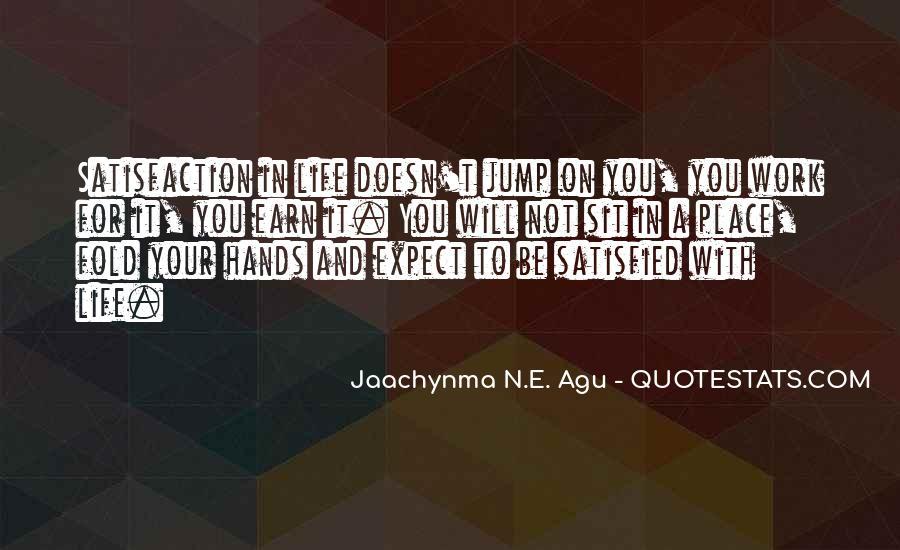Jaachynma N E Agu Quotes #794710