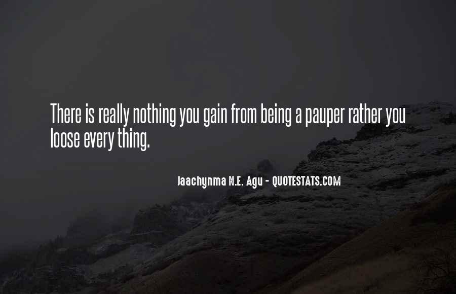 Jaachynma N E Agu Quotes #80180