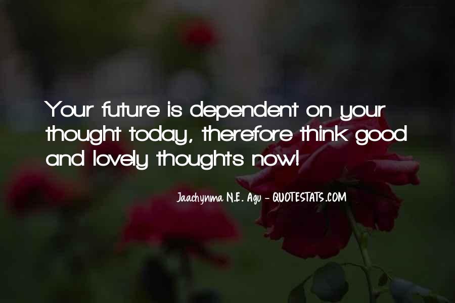 Jaachynma N E Agu Quotes #973918