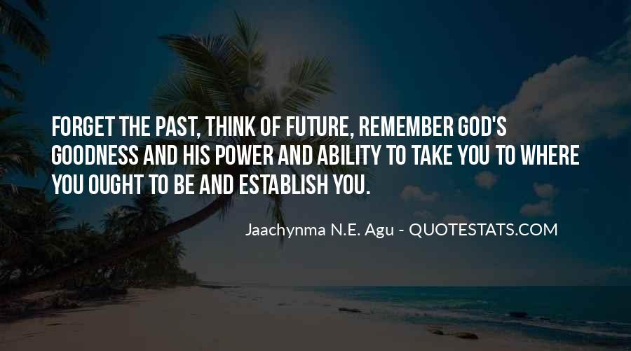 Jaachynma N E Agu Quotes #992786