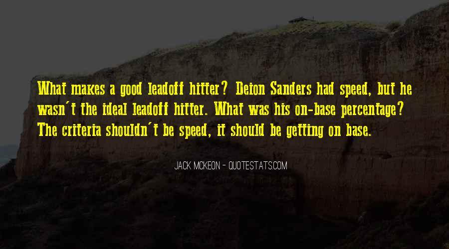 Jack Mckeon Quotes #140024
