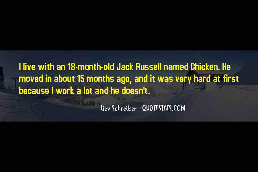 Jack Russell Quotes #136885