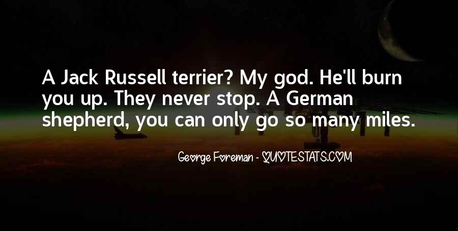 Jack Russell Quotes #1609816