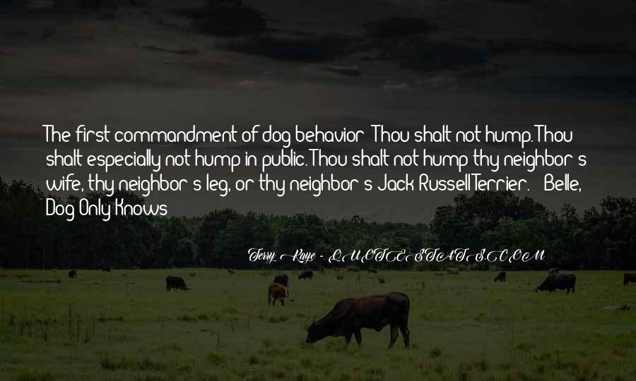 Jack Russell Quotes #330420