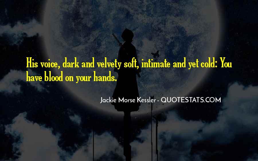 Jackie Morse Kessler Quotes #627779