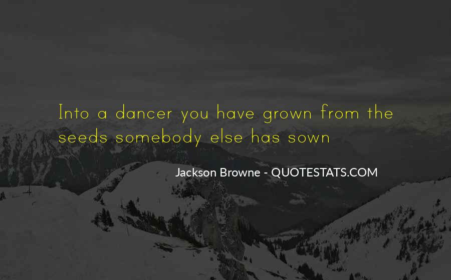 Jackson Browne Quotes #298710