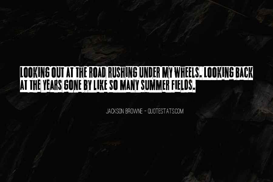 Jackson Browne Quotes #437183