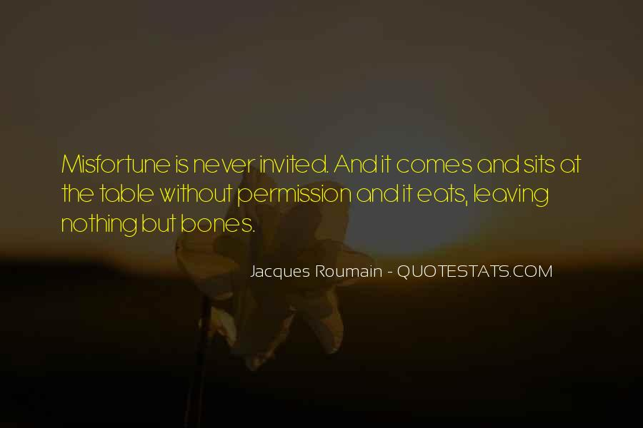 Jacques Roumain Quotes #209038