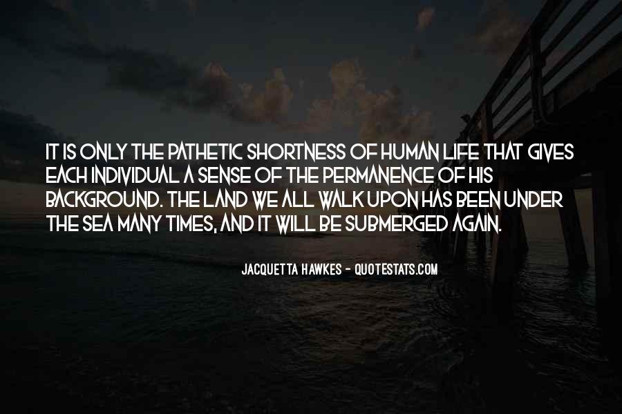 Jacquetta Hawkes Quotes #383192