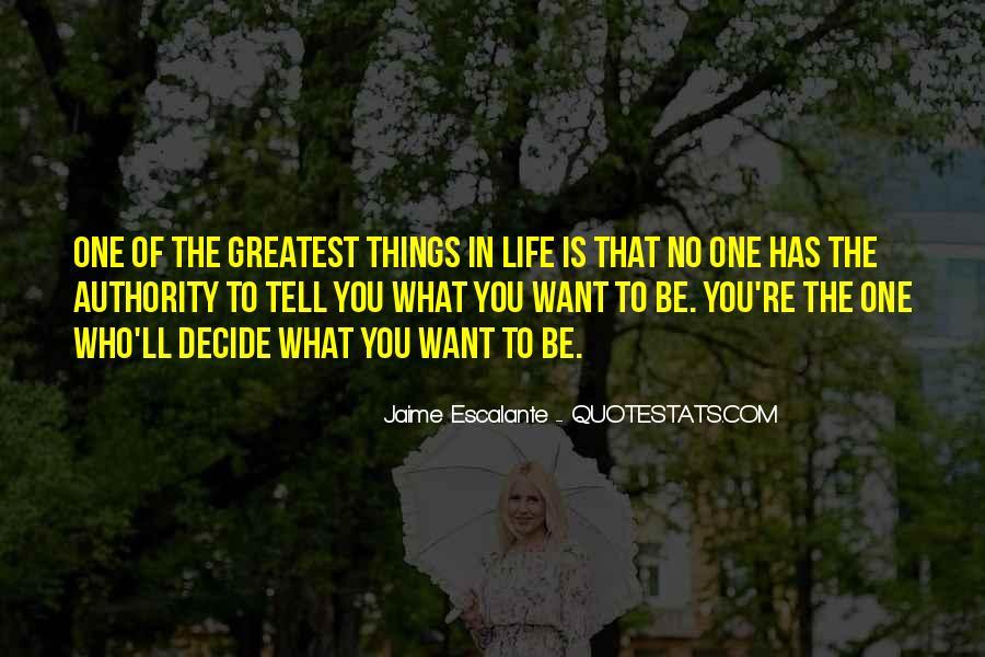 Jaime Escalante Quotes #1511289